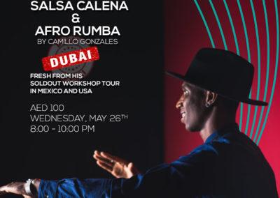 Salsa Calena & Afro Rumba